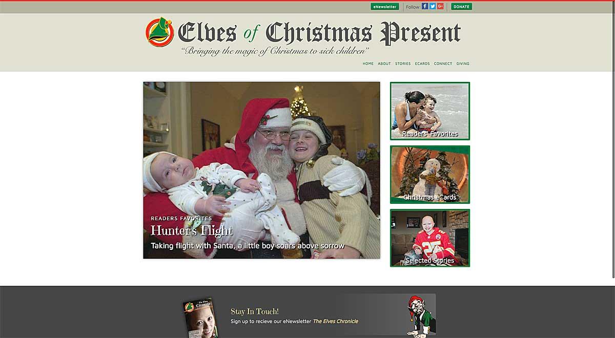 Elves of Christmas Present