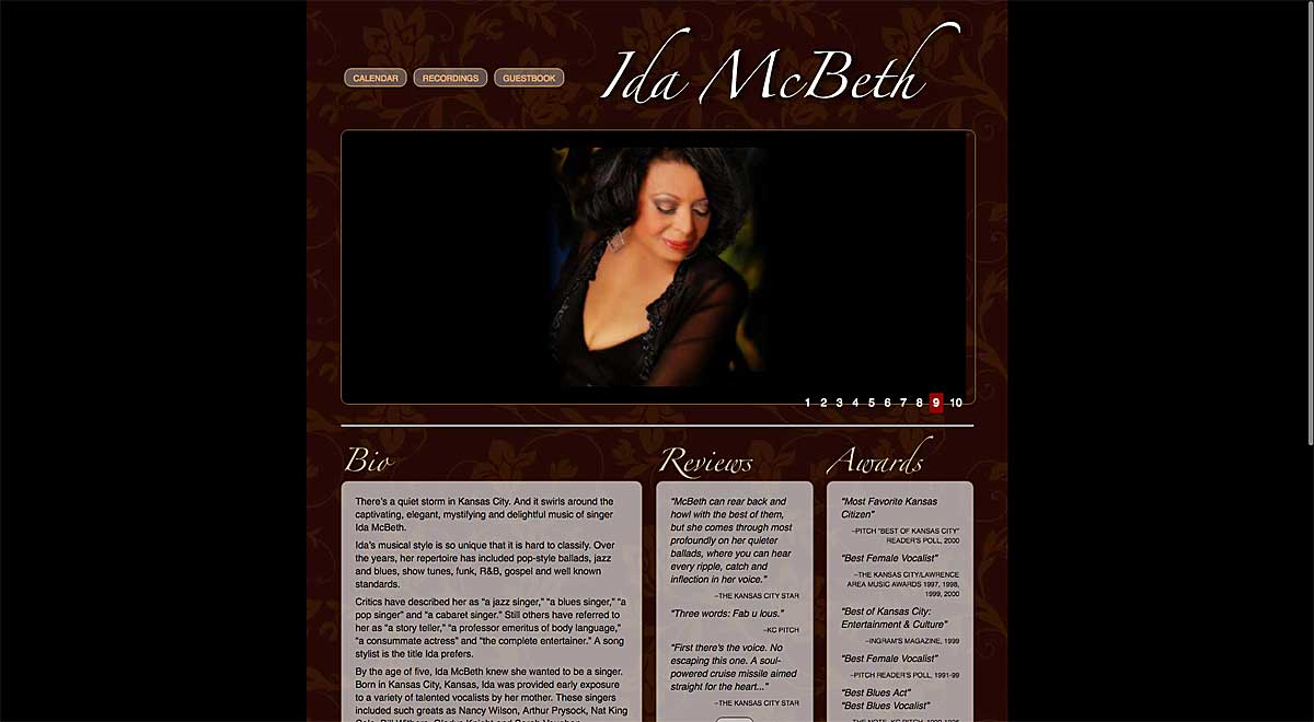 Ida McBeth