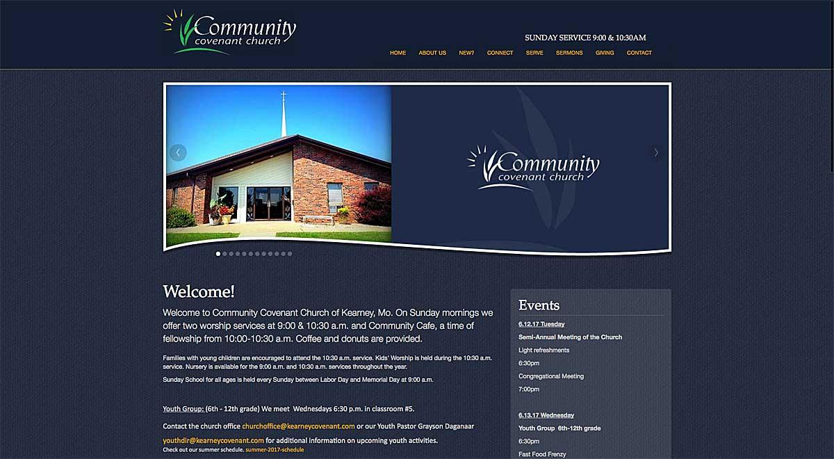 Kearney Community Covenant Church