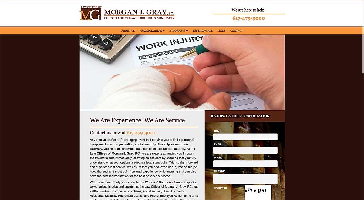 Morgan J Gray