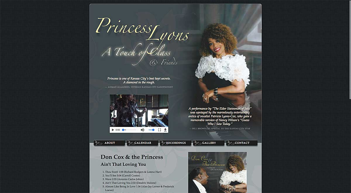 Princess Touch of Class