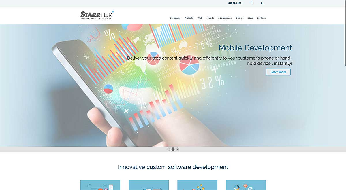 Starrtek Software Development