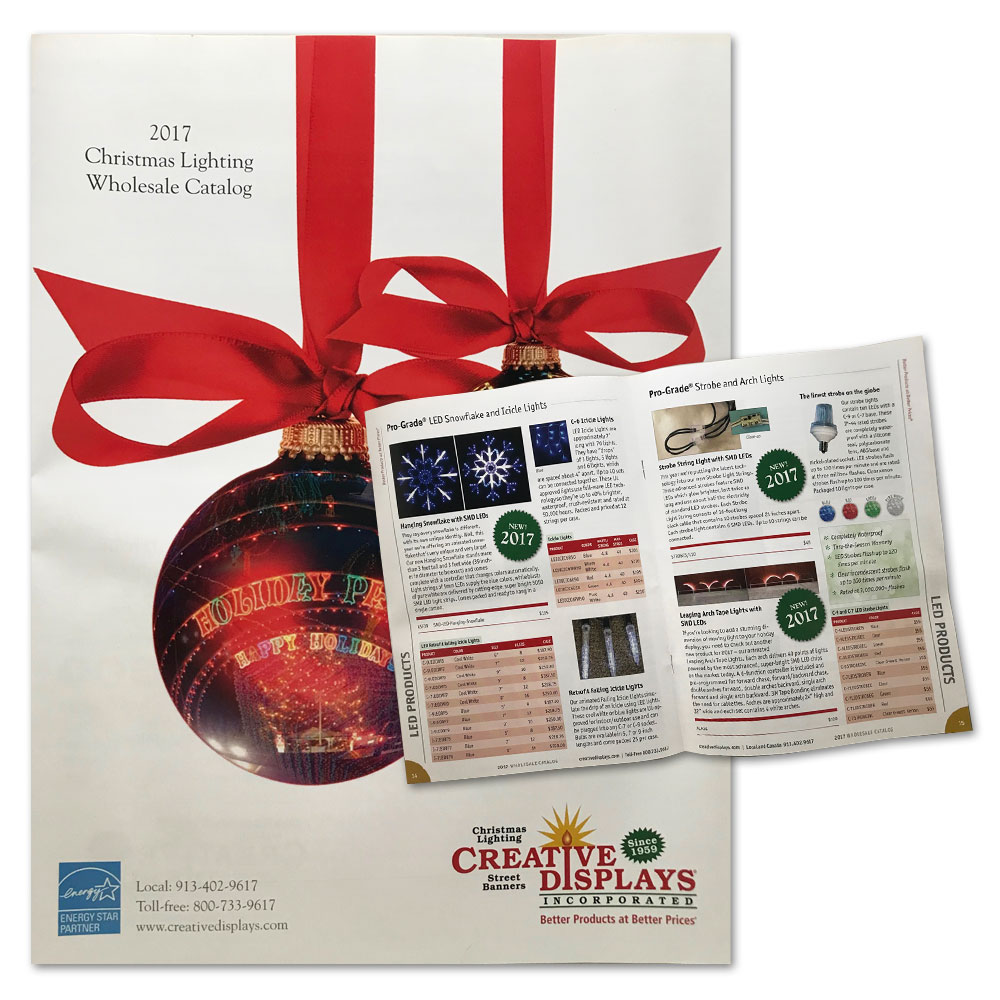 Creative Displays Catalog