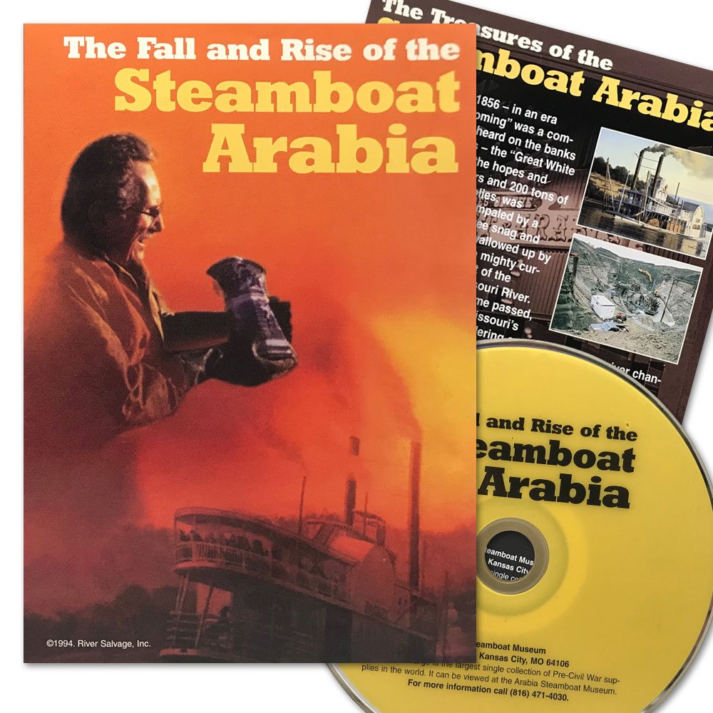 Steamboat Arabia Package