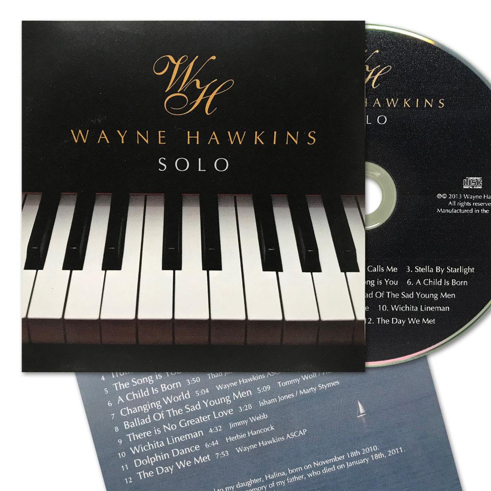 Wayne Hawkins Package